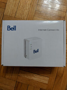 Bell - Internet Connect kit - New!!!