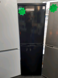 Black bush fridge freezer