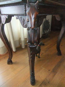 Horse end tables