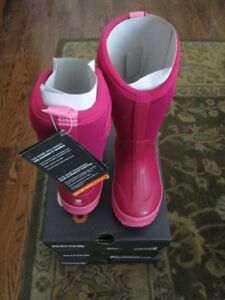 Bogs Girls Winter Boots, New in Box, Size 11 & Size 2 - $50 each