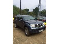 NISSAN PATHFINDER ESTATE 2.5 DCI SE 5DRS SPARES OR REPAIRS BARGAIN PRICE £2400 NO OFFERS
