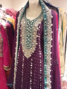 Pakistani Bridal Wedding Wear & Jewellery