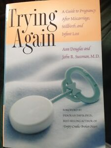 Trying Again after Miscarriage Book