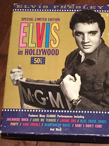 Elvis in Hollywood Special Limited Edition VHS de 65 minute ++