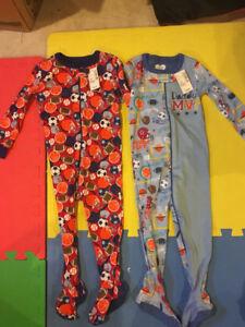 New 24 month pyjamas