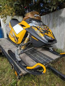 '07 MXZ 600 RACE MOD