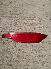 Ford fiesta rear bumper light