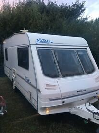 Sterling vitesse 5 berth caravan 1999