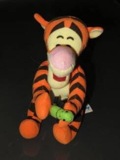Tigger Plush (20cm) by Disney (Winnie the Pooh) Dianella Stirling Area Preview