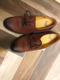 Doc martens style shoes