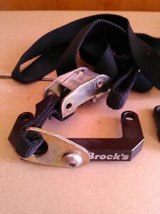 SUZUKI GSXR1000 05-06 BROCK'S FRONT END LOWERING STRAPS KIT