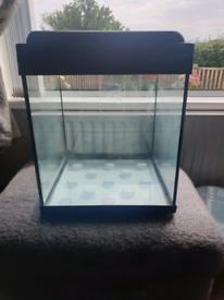 Glass fish tank aquarium vivarium