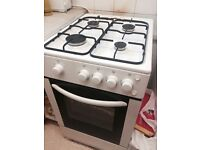 Bush AG56SW Gas cooker for sale ..£50ono