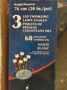 CHristmas branch lights LED Windsor Region Ontario image 3