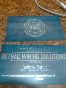 Licensed/insured electrical company
