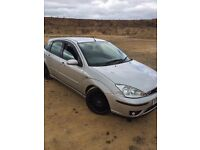 Ford Focus 1.8 tdci no tax or mot only 91k