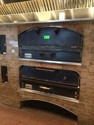 Marsal And Sons Mb-60 Used Double Deck Pizza Oven