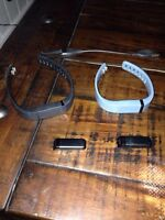 Two Fitbit Flex for sale