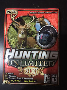 PC Hunting Unlimited game