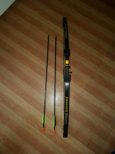 Lil banshee bow and arrows