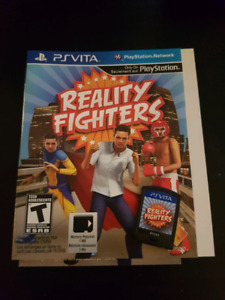 Reality Fighters for playstation Vita