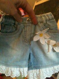 Moschino Baby Shorts
