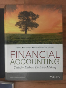 Financial Accounting 6th Canadian Edition