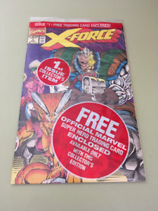 X-Force 1st Issue with Card