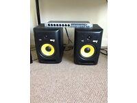 KRK Rockit 8 speakers (pair)