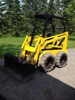 340 Ford skidsteer / compact tracktor