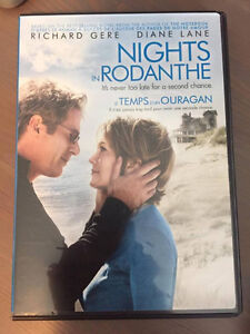 DVD Nights in Rodanthe (Le temps d'un ouragan)