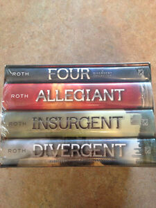 Divergent Series Ultimate Four-Book Box Set: Hardcover