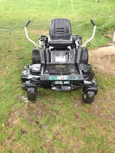 MTD Gold zero turn lawnmower 50""
