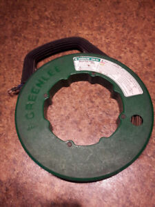 Greenlee Fish Tape