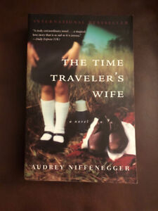 Time Traveler's Wife book