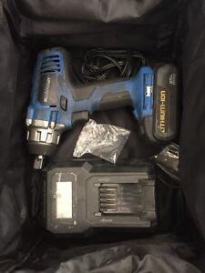 1/2 inch cordless impact drill