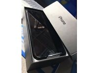 Iphone 7 Plus 128GB Jet Black boxed brand new.