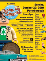 The Kawartha Hobby Toy & Collectible Show