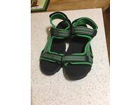 M & S Kids Sandals size 5