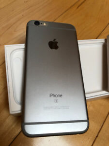 IPhone 6s 16gb black 10 out of 10