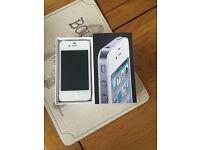 iphone 4 white like new