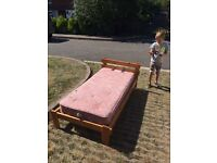 Childs bed free delivery