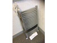 440x800 curved electric ladder radiator