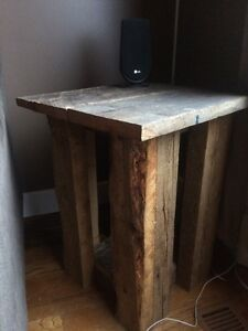 Hand built coffee and end tables  St. John's Newfoundland image 2