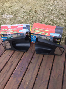 Camper/RV Towing mirrors