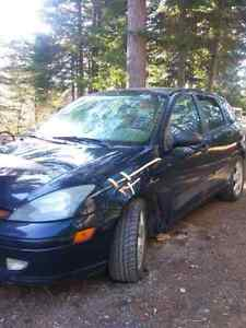 Ford focus zx5 2003