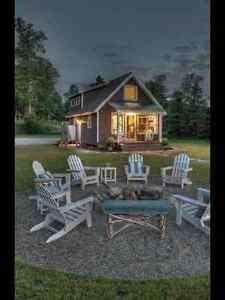 SEEKING-Small Bay of Fundy waterfront cottage