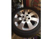 Vauxhall corsa sxi wheels