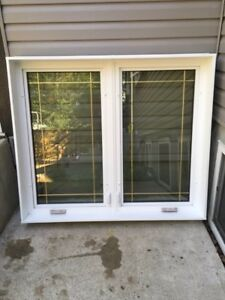 New window ready to be installed