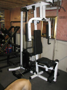 Home Gym Maison. Northern Lights Systeme Complet